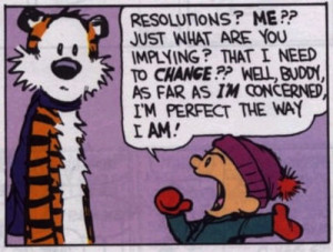 Funny New Year's Eve Resolution pics