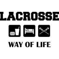 Lacrosse T Shirts Sweatshirts & Gifts: Eat Sleep Play Lacrosse T Shirt ...