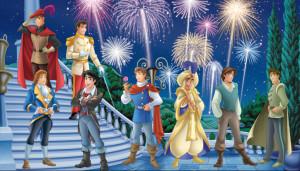 Disney Princess Disney Princes