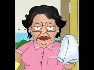 Funny Quotes Consuela The Mexican Maid Family Guy