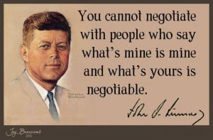 25 Best John F Kennedy Quotes