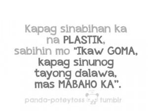 Pinoy Banat Quotes