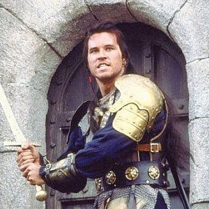 """... peck here with an acorn pointed at me!"""" - Madmartigan in Willow"""