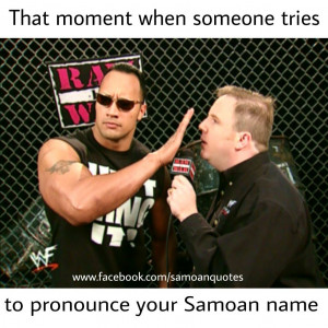 Samoan Quotes amp Sayings