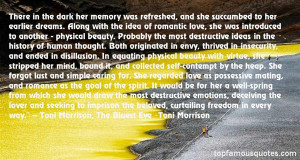 Top Quotes About Toni Morrison