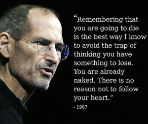 Visionary Steve Jobs' Inspirational Quotes
