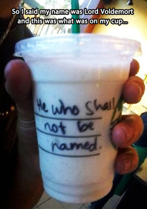 This barista knows his stuff…