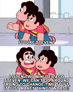Steven Universe Funnies