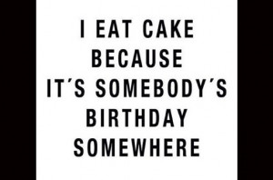 Posts Tagged 'cake quotes'