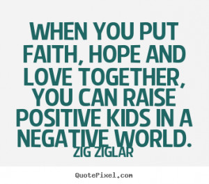 Quotes About Faith Hope and Love