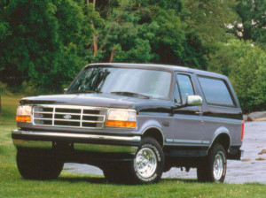 Ford's iconic Bronco SUV could be set for a return - Yahoo Finance