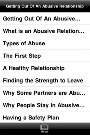 Relationship Abuse Quotes About abusive relationships.