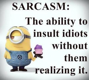 minions, quotes, sarcasm