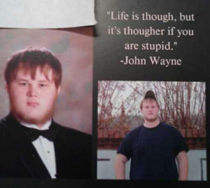LOOK: The 38 Best Yearbook Quotes of 2014
