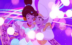 Princess Jasmine Aladdin & Jasmine ~ ♥