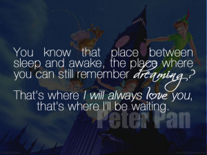 peter pan quotes about love peter pan quotes about love peter pan ...