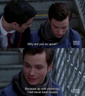 Kurt And Blaine From Glee