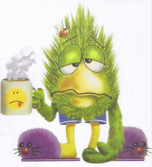 Sick and tired of being sick and tired!