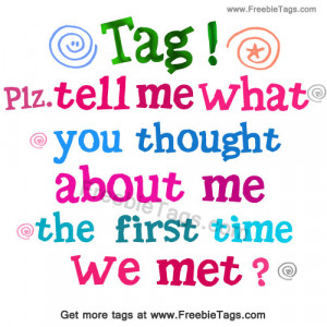 about me the first time we met facebook tag this tag is used 636 times ...