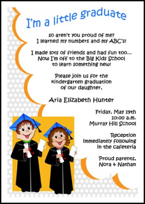 Preschool Graduation Quotes For Parents. QuotesGram
