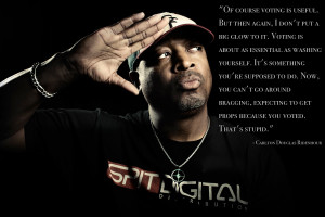 Chuck D Public Enemy Quotes