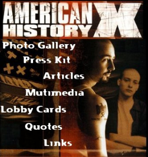 American History X Quotes