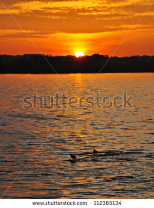 ... lake, post card shot. Can be used with inspirational quotes - stock