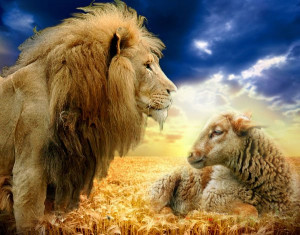 Lion And Doves Godly Quotes. QuotesGram