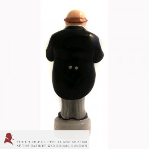 Winston Churchill - Cartoon Character