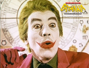 Cesar Romero doesn't count ??