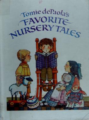 Tomie DePaola Favorite Nursery Tales vintage kids book, classic ...