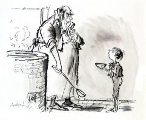 Oliver Twist Photo: tvtrope.org