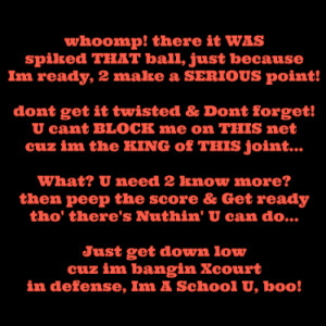 Volleyball Quotes For Hitters New volleyball hitter quotes