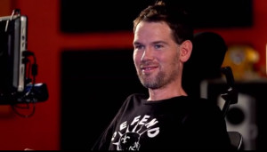 Steve Gleason Interviews Pearl Jam, Talks ALS & Fatherhood