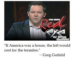 Greg Gutfeld on Politics #quotes #humor #politics More
