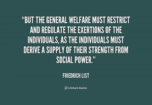 Quotes About Welfare
