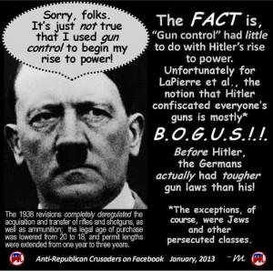 Adolf Hitler Quotes on Gun Control Adolf Hitler Quotes About