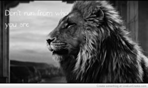 An Aslan Quote