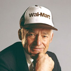 Samuel Moore Walton (Sam Walton) Success Story