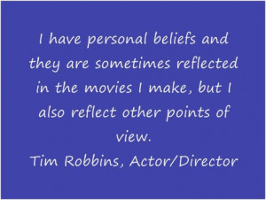 Famous Libra Quotes, Tim Robbins