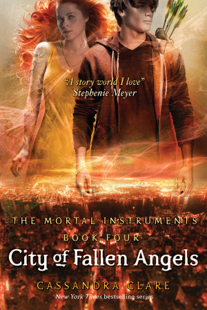 City of Fallen Angels (The Mortal Instruments, Book 4) – Cassandra ...