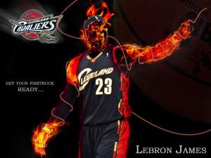 Free Lebron James Cleveland...