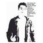 Stiles Stilinski Quotes Stiles Stilinski from Teen