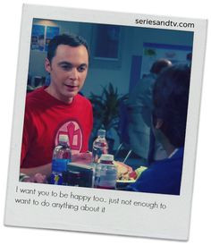Best Quotes from Big Bang Theory S7 premiere. Clic on for more! #TBBT ...