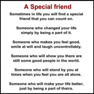 Quotes About Meeting Someone Special You're Special Quote