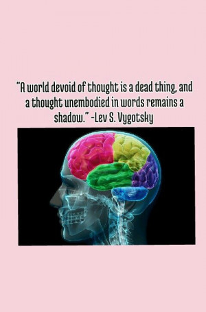 ... Lev Vygotsky https://www.goodreads.com/author/quotes/426908.Lev_S