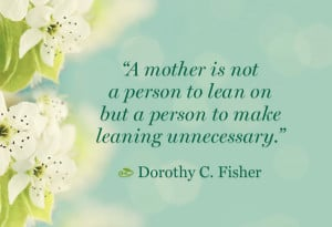 The 10 Best Mother's Day Quotes