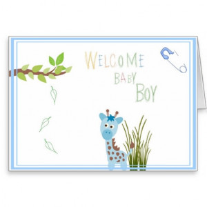 welcome_baby_boy_greeting_card-r478cffd4fa5e4c46ac94765be6aaa10f_xvuak ...
