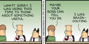 Dilbert Joke Of The Day