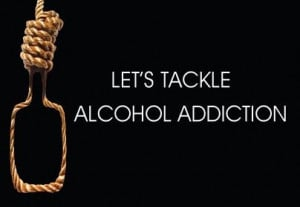 Let's tackle alcohol addiction!